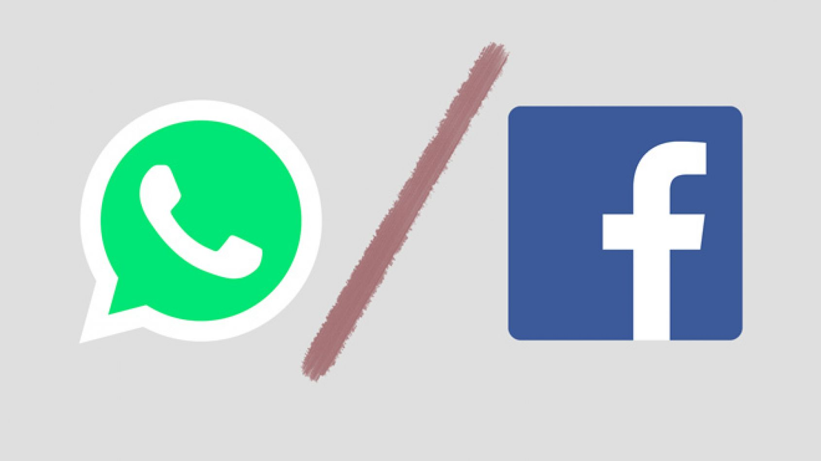 Multan a WhatsApp y Facebook por compartir datos de los usuarios