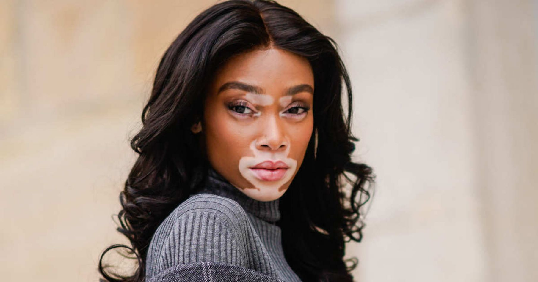 Terrible error de Winnie Harlow en la Formula 1. VIDEO